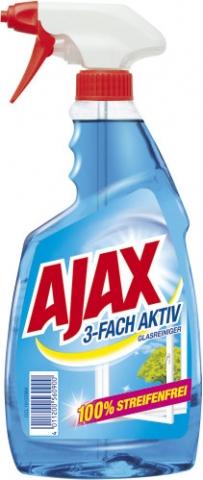 12 X AJAX GLASREIN PIST.500ML 56010