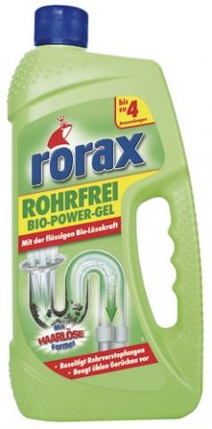 6 X RORAX BIO-POWERGEL 1L     4331
