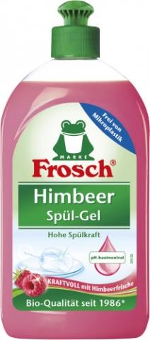 8 X FROSCH SM HIMBEER 500ML   4507