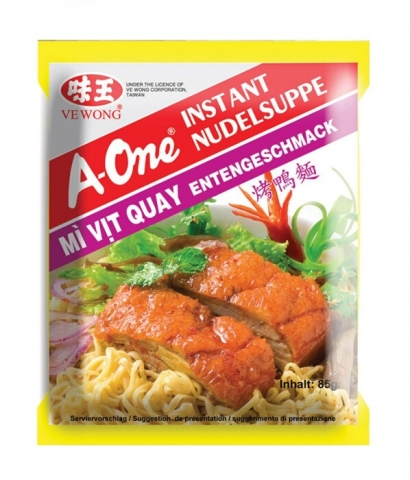 10 X A-ONE INST.NUDELN ENTE 85G5886