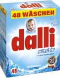 1 X DALLI SENSITIV            48WL