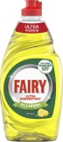 10 X FAIRY ZITRONE 450ML     510334